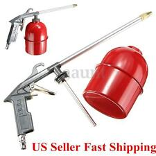 US Auto Car Engine Cleaning Gun Solvent Air Sprayer Degreaser Siphon Tool Gray