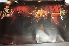 Rare. Vintage. Rolling Stones poster. 1972. Pace Intl.
