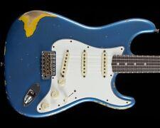 Fender Custom Shop 1966 Stratocaster Relic Lake Placid Blue (518)