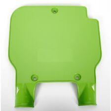 Green Front Number Plate Plastic Fits Kawasaki Kx125 Kx250 1989 1990 1991 1992
