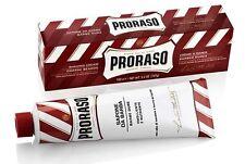 Proraso Shaving Cream in Tube Shea Butter