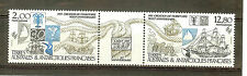TIMBRES TAAF POSTE AERIENNE N°  91 A **