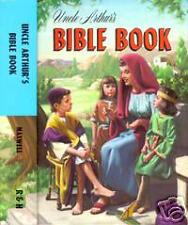 Uncle Arthur's BIBLE BOOK hardcover Maxwell NEW!