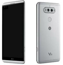 New LG V20 - 64GB H910- Silver (AT&T) GSM Unlocked Smartphone OEM Accessories