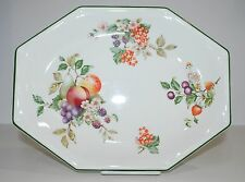 "JOHNSON BROS FRESH FRUIT 13.5"" Platter Very nice Pretty pattern"