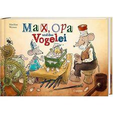 Max, Opa und das Vogelei von Matthias Weiner NEU
