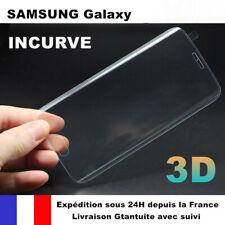 Film protection protege écran intégral Samsung S6 S7 Edge S8 S9 S10 Plus Note8 9