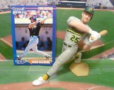 1998 Mark McGwire - Starting Lineup - Slu - Loose with Card - Oakland Athletics