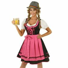 Polyester Complete Outfit Costumes Oktoberfest for Women