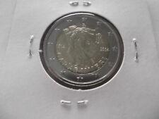Pièces euro de l'Italie Année 2014