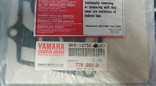GENUINE YAMAHA SILENCER GASKET PART# 6K8-14755-A1-00 OEM US STOCK NLA ITEM