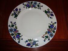 Midwinter Staffordshire ALPINE BLUE By Jessie Tait Dinner Plate
