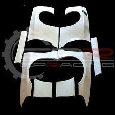 EPR TDSR Wide Aero Body Full Arches Set for Nissan Skyline R33 GTS & GTR