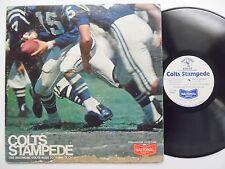 BALTIMORE COLTS 1968 CHAMPIONSHIP LP