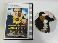 LLAMAME PETER DVD SLIM CHARLIZE THERON GEOFFREY RUSH ESPAÑOL ENGLISH