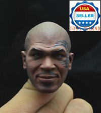 1/6 Mike Tyson Tattooed Head Sculpt Boxing King F Hot Toys COOMODEL Figure ❶USA❶