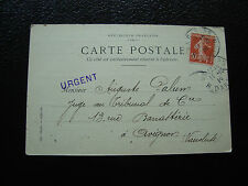 FRANCE - carte 1910 (cy35) french