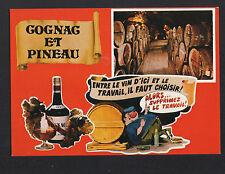 COGNAC (16) ALCOOL / COGNAC & PINEAU Humoristique