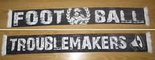 SCARF ULTRAS TROUBLEMAKERS  FOOTBALL ECHARPE SEIDENSCHAL CASUAL STYLE