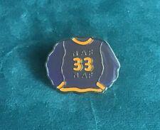 NAF NAF Paris Retro Pin Badge. Early 1990s Rave & Football Clothing