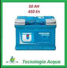 BATTERIA AUTO URANIO IRIDIUM  CHROME C450-50 AH 450 EN BATTERIE NO MANUTENZIONE