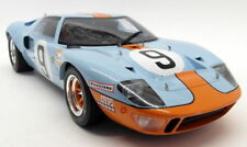 CMR 1/12 Scale 12005 Ford GT40 MKI 'Gulf' #9 24H Le Mans Winner Resin model car
