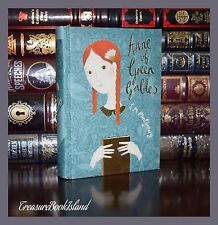 Anne of Green Gables by L. Montgomery Collector's New Hardcover Gift 2 Day Ship