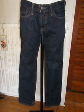 Pantalon jeans coton bleu ABERCROMBIE & FITCH W28 L30 36/38FR Skinny 18aj22