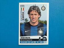 Figurine Calciatori Panini 2012-13 2013 n.199 Diego Milito Inter