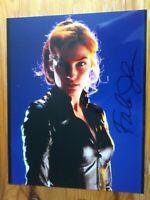 """Famke Janssen X-Men Jean Grey original signed 10 x 8"""" photo certified"""