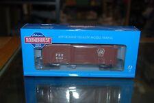 HO Scale Athearn Roundhouse 73563 * 40' Box Car, Pennsylvania Railroad #85668
