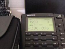 Grundig Yacht boy 500 LW/MW/SW/FM SSB,RDS Radio Complete Boxed mint condition