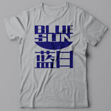 Funny cool T-shirt - BLUE SUN LOGO - Serenity - Firefly, Fire Fly