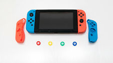COQUES DE PROTECTION NÉON BLEU/ROUGE SUPER MARIO NINTENDO SWITCH & JOY-CON
