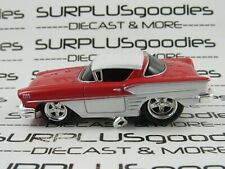 Action Muscle Machines 1:64 Scale LOOSE 1956 '56 CHEVROLET Chevy IMPALA Coupe