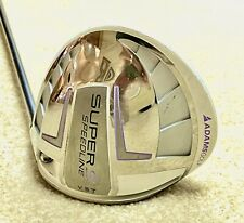 Adams Golf SUPER S SPEEDLINE Ladies Driver EXCELLENT CONDITION - 10.5 Degrees