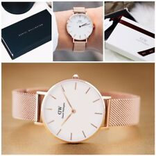 **Brand NEW** Daniel Wellington Petite 'Melrose' Rose Gold Watch DW00100163