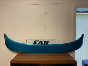 1992 GEO STORM REAR SPOILER #117 *SEE ALL PHOTOS