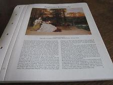 Francfort Archive 7 oeuvres 4039 la dame de Francfort 1858 Gustave Courbet