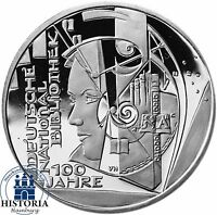 Deutschland 10 Euro 2012 Deutsche Nationalbibliothek Silber Spiegelglanz