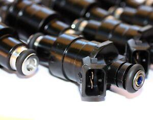 $189.49, OE, SET, Lucas MPG ADDER Fuel Injectors, D1610BA, Volvo, B230F, Turbo