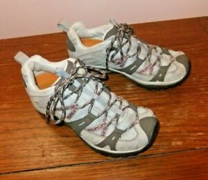 Women's Merrell Siren Sport Hiking / Trail Running Shoes Elephant/Pink, Size 7