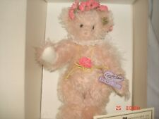 Symbol Of The Brand Mickey Mouse Club  Annette Funicello Collectible Bear Co With Stand