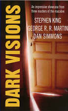 Dark Visions by Simmons, Dan ( Author ) ON Aug-10-2000, Paperback, Simmons, Dan,