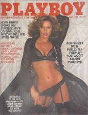 DEBRA PETERSON May 1978 PLAYBOY Magazine CENTERFOLD: KATHRYN MORRISON
