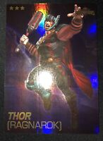 Dave and Buster's Marvel Contest of Champions Card: THOR RAGNAROK (FOIL)