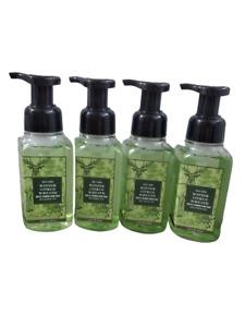 Bath & Body Works Winter Citrus Wreath Gentle Foaming Foam Hand Soap, (Set of 4)