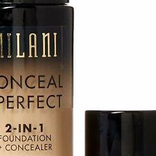 Milani Dissimuler Parfait 2 IN 1 Base Cache-Cernes Crémeux Vanille 1 Fl ML 30ml