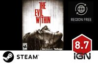 The Evil Within [PC] Steam Download Key - FAST DELIVERY