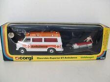 Corgi Auto-& Verkehrsmodelle für Chevrolet